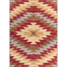These elegant and finely made rugs will set the trend in style. Made of 100% polypropylene yarn with warm color pallets. These affordable area rugs capture times of old and new. Woven on modern rug looms. Ideal for indoor use in living room, dining room.