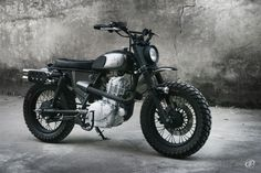 WOW! Suzuki GN250 Scrambler by DuongDoan Design #motorcycles #scrambler #motos   caferacerpasion.com
