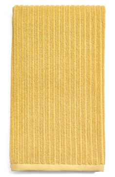 Nordstrom at Home 'Modern Rib' Bath Towel (2 for $39) available at #Nordstrom