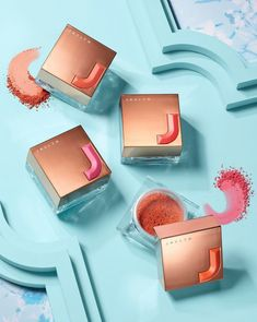 Makeup News: Jaclyn Cosmetics Bougie Rouge Makeup Collection Release Date Jaclyn Cosmetics by Jaclyn Hill is soon releasing their new Bougie Rouge Makeup Collection — which will include new loose powder blushes (4 shades), cream blush sticks (4 shades), blush palettes (2 with 6 shades each), and lip colors (5 shades)...