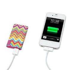 Amazon.com: Triple C Designs iBoost Portable Power, Bohemian Rainbow: Cell Phones & Accessories