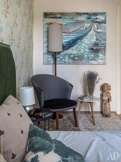 Интерьер от Марины Козловой: двухкомнатная квартира на севере Москвы   AD Magazine