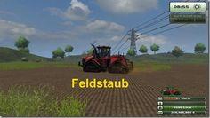 Farming simulator 2013 - Case IH Quadtrac 600 v 1.0