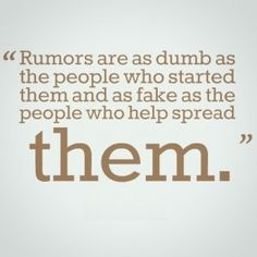 Funny Quotes about Rumors and Lies