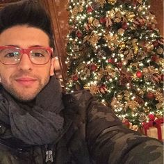 Repost barone_piero  Buongiorno... Christmas trees everywhere in NYC!! #ChristmasMood