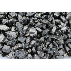 Exotic Glass 25-Lb Black Fire Glass (Medium) Eg25-L02m