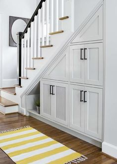 Awesome Cool Ideas To Make Storage Under Stairs 28