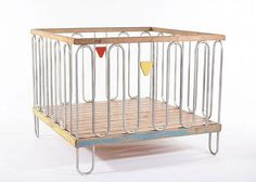 awesome vintage playpen