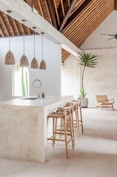 Kitchen Interior, Home Interior Design, Interior And Exterior, Kitchen Decor, Interior Decorating, Modern Home Interior, Australian Interior Design, Interior Design Inspiration, Ibiza Style Interior