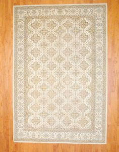 This Light Colored Oriental Rug Would Compliment Just About Anyone S Home