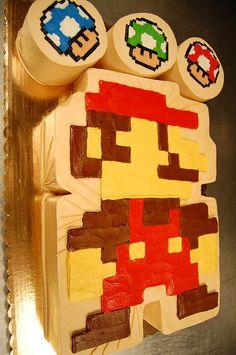 Awsome cake.