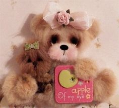 Tear Bear Furry and Yorkie  for premade pages or Album   ELITE4U   * CTD