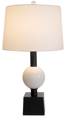 1970's American Table Lamp