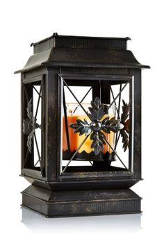 ❤️❤️Leaf Lantern 3-Wick Candle Luminary - Home Fragrance - Bath & Body Works❤️❤️