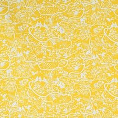 Mitt Zoo Yellow