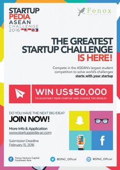 Fenox VC Sediakan Wadah Ide Startup Lewat Kompetisi Startuppedia - Yahoo News Indonesia