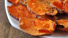 Spiced sweet potato chips | OverSixty