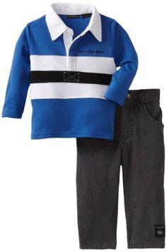 Calvin Klein Baby-boys #boysclothing #clothing