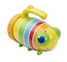 Amazon.com: Melissa & Doug Sunny Patch Giddy Buggy Flashlight: Toys & Games $10.39