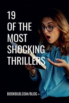 Top shocking thriller books with incredible plot twists. Add these new reads to your 2018 list! Books To Read 2018, Best Books To Read, Good Books, My Books, Book Club Books, Book Lists, Reading Lists, Reading Den, Good Thriller Books