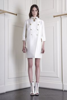 Sfilata Francesco Scognamiglio Milano - Pre-collezioni Primavera Estate 2013 - Vogue