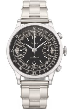 Early Rolex Chronograph