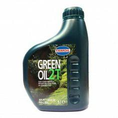 TAMOIL - 1Lt Olio green oil 2T