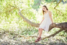 Senior/Graduate Portraits in Santa Barbara, California. Santa Barbara // Senior Portraits // Grad Photos // Senior Photos // California // Natural light // CeJae Photography