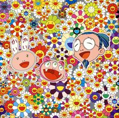 Image result for takashi murakami