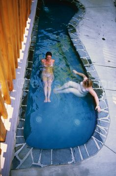 Orr Hot Springs Resort Ukiah Calif Clothing Optional