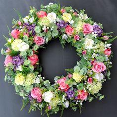 Wianek kwiatowy Nr 479