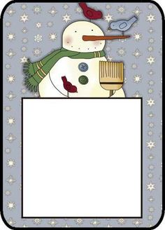 Snowman Post It Holder--- http://www.northpolechristmas.com/Christmas-post-its.html
