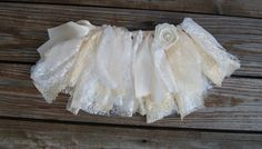 Hey, I found this really awesome Etsy listing at https://www.etsy.com/listing/207963430/vintage-lace-skirt-country-chic-lace