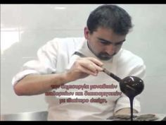 CHOCOLATE ART by C.  VERGADOS