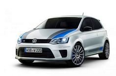 Volkswagen Polo R WRC Limited Edition, 220 chevaux