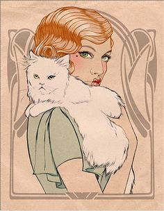 Kai Fine Art is an art website, shows painting and illustration works all over the world. Crazy Cat Lady, Crazy Cats, Art Graphique, Cat Tattoo, Cat Drawing, Artist At Work, Cat Art, Oeuvre D'art, Pet Portraits