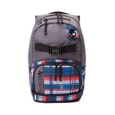 e936336bc9 We re plaid to introduce the new Plaid Backpack from Skullcandy! The Plaid  Backpack