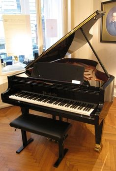 I would love a baby grand piano that has its very own room with a window overlooking some beautiful view.and also remember how to play the piano! Piano Demi Queue, Music Clipart, Homemade Musical Instruments, Kids Piano, Piano Man, Best Piano, Baby Grand Pianos, Piano Room, Piano Music
