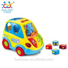 Hot Selling Huile Children B/O Cartoon Car Toys 896