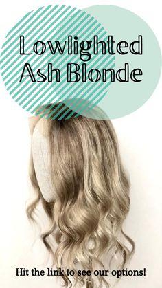 Crown Hair Extensions, Human Hair Extensions, Ash Blonde, Blonde Highlights, 18 Inch Hair, Hair Breakage, Hair Loss Treatment, Thin Hair, Grow Hair
