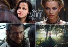 Snow White and the Huntsman (4/5)