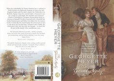 I have collected all of the Georgette Heyer romances that were published by Arrow, because I loved the covers. They are now being reprinted in the US with similar covers. Wonderful books though, no matter which edition you read.