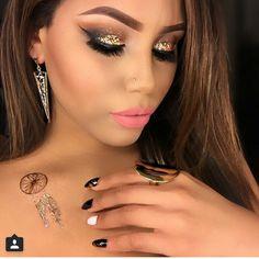 Sexy Eye Makeup, Makeup Is Life, Flawless Makeup, Makeup Goals, Glam Makeup, Makeup Inspo, Makeup Inspiration, Hair Makeup, Makeup Ideas