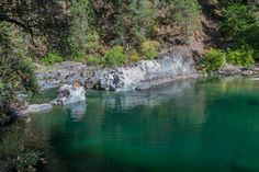 Swimming Holes of California