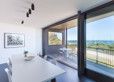 Dining Room | Somers House by Open Studio | est living
