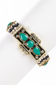 jewelmint zuni bracelet look-alike :: savvy cie