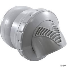 """Inlet Fitting, Infusion Venturi, 2""""""""s Self Align, Lt Gray"""