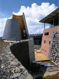 Vulcania - Auvergne - Hans Hollein architecte
