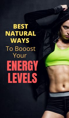 Many people regularly feel tired. They always need something to boost their energy. Here the best natural ways that help you to boost your energy levels. Health And Nutrition, Health Tips, Health And Wellness, Health Fitness, Physical Pain, Alternative Therapies, Growth Hormone, Feel Tired, Energy Level