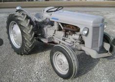 1952 Ferguson TO-30 for sale | FERGUSON | Iron Memories